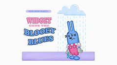 Widget gets the blooey blues