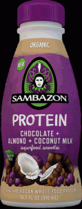Sambazon Smoothie