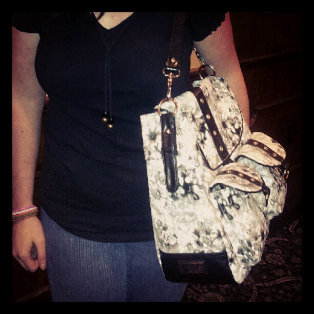 The Rachel handbag by Gigi Hill