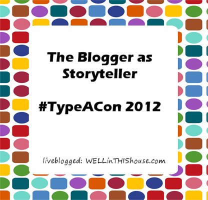 The Blogger as Storyteller