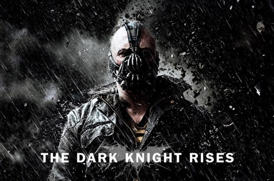 The Dark Knight Rises Bane Promo