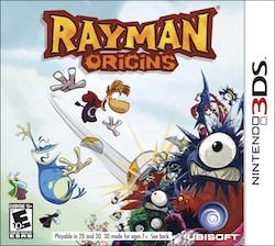 Rayman Origins Nintendo 3DS