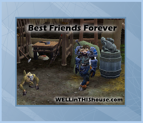 Best Friends Forever - Chee Chee Tillers