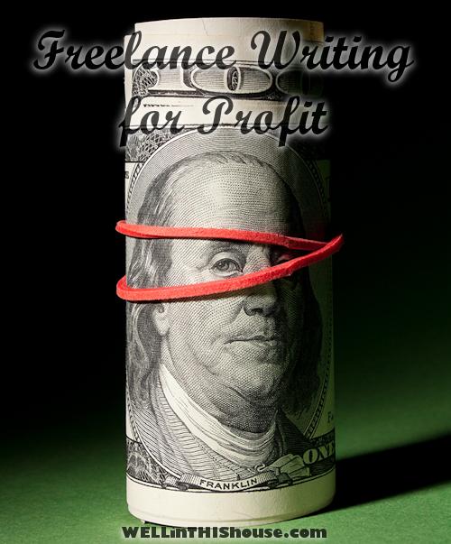 Freelance Writing for Profit