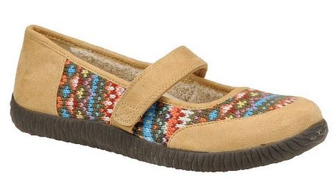 Orthaheel Alta Mary Jane Slipper