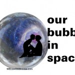 Our Bubble in Space