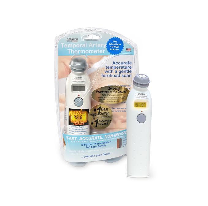 Exergen TemporalScanner Thermometer
