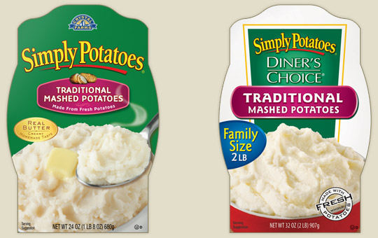 Some Quick Recipe Ideas With Simply Potatoes Giveaway